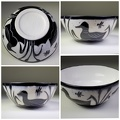 Duck Bowl-porcelain