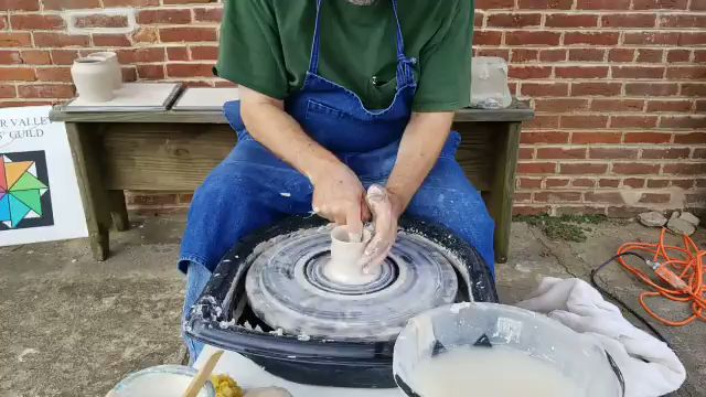 pottery making pottery in old washington kentucky